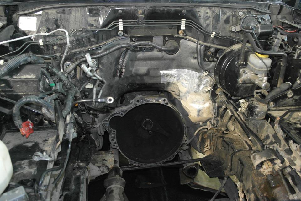 ниссан патрол замена двигателя фото новый, каркасный, обшитый