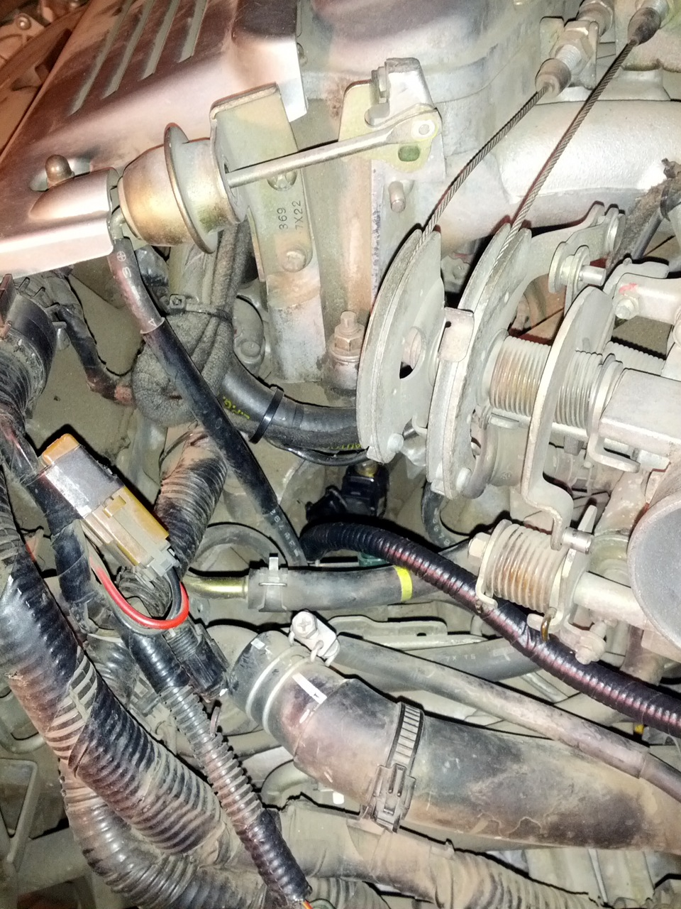 Фото №17 - ВАЗ 2110 детонация двигателя