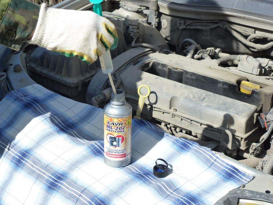 Замена масла в двигателе опель мерива своими руками 12