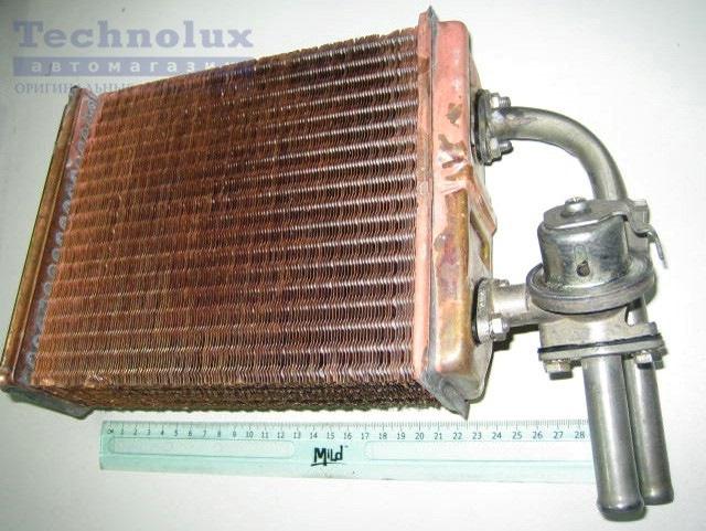 Как лучше сделать радиатор печки