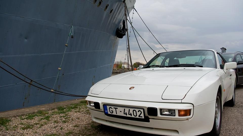 форсунки porsche 944
