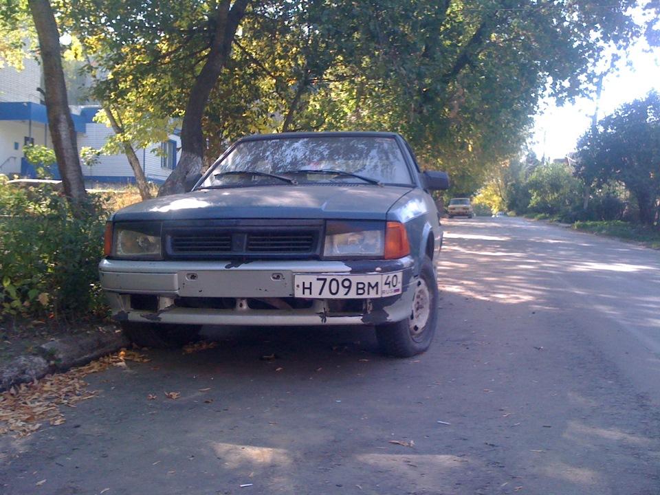 Москвич 2141 двигатель ваз