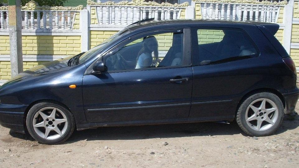 фото машины фиат