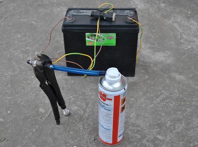 заболевания самодельный промывочный прибор для двигателя тем