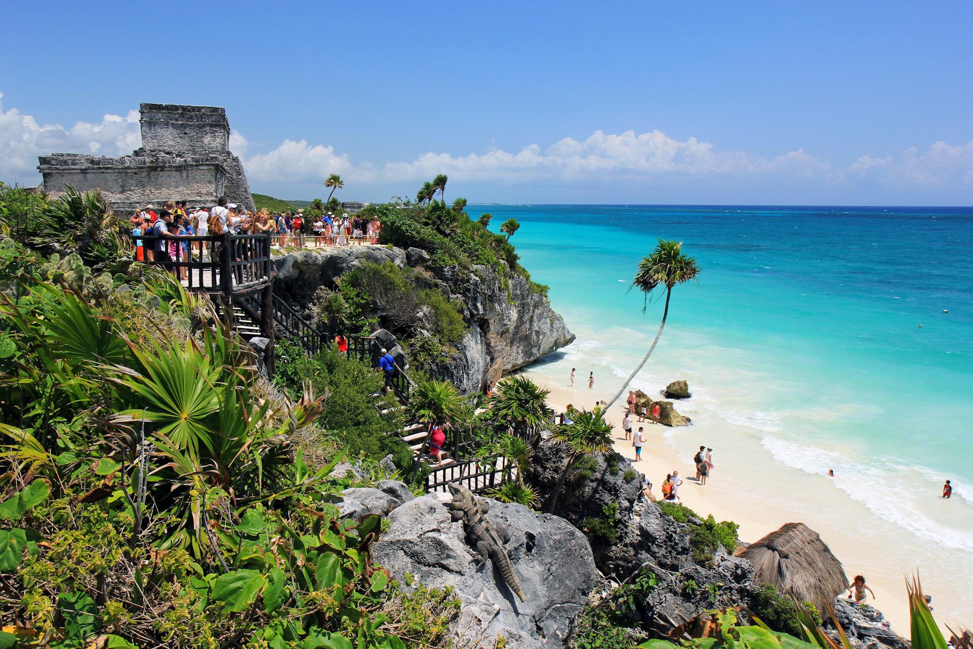 сливочное пляжи юкатана фото сети появилось