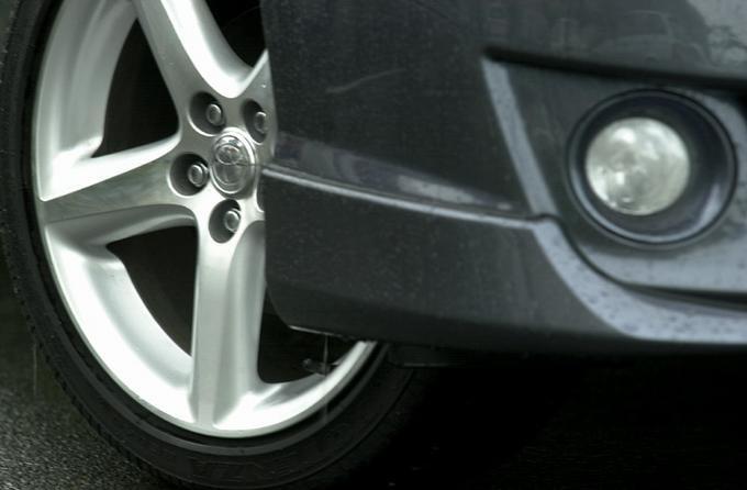 Тойота калдина 2002 года фото