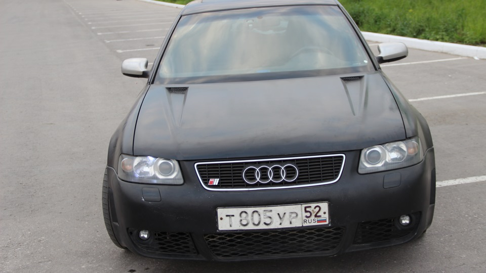 Audi a3 s3 drive2 for Mueble 2 din audi a3 8l