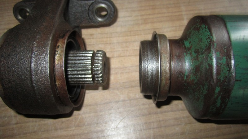 шрус левый внутренний mazda 626