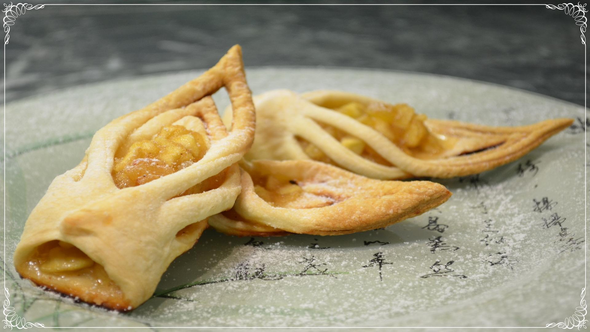 Простые пироги из слоеного теста рецепты