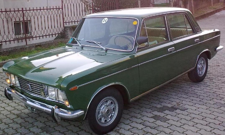 фото польский фиат 125