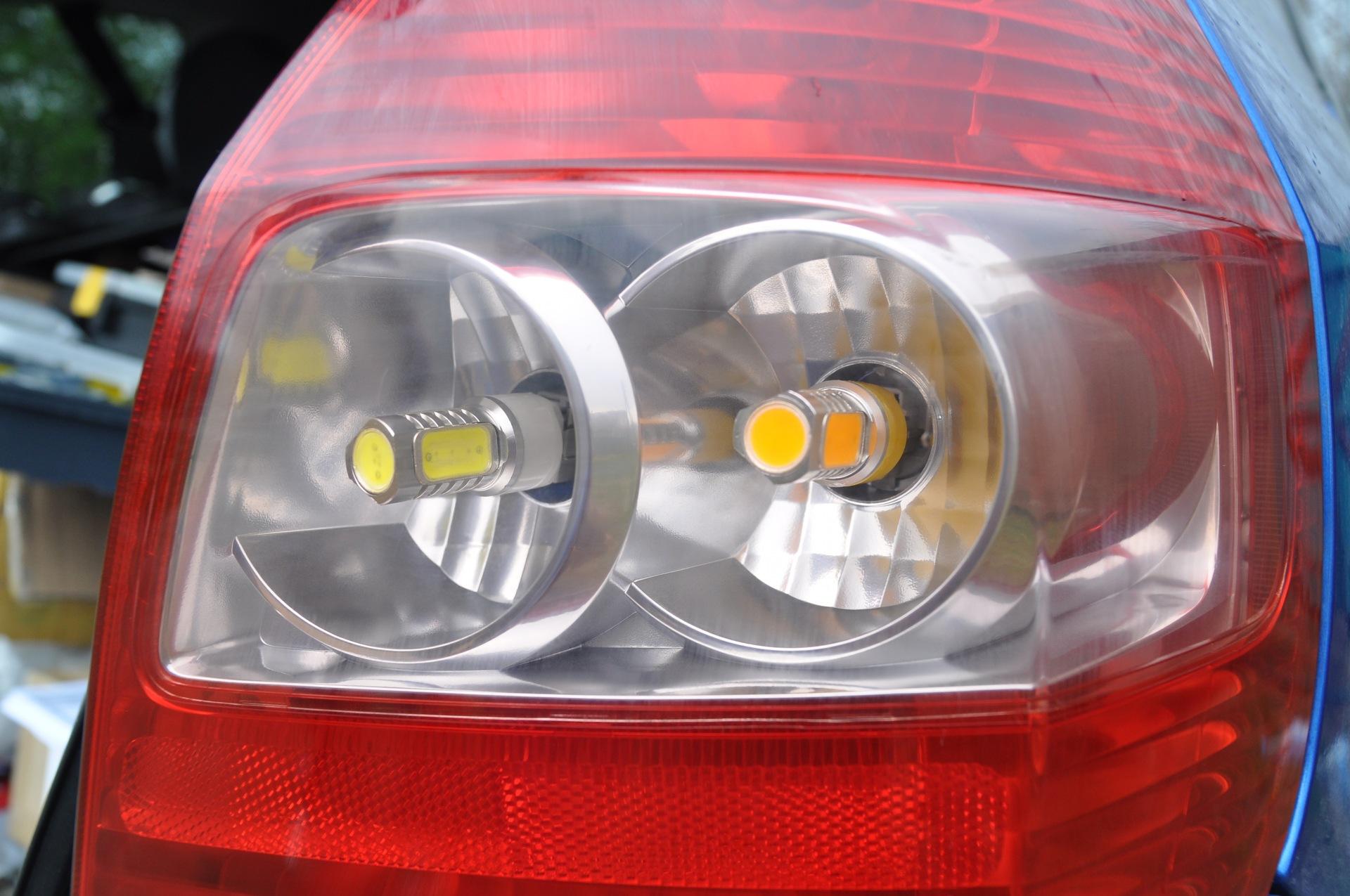 Диодные лампы своими руками на автомобили