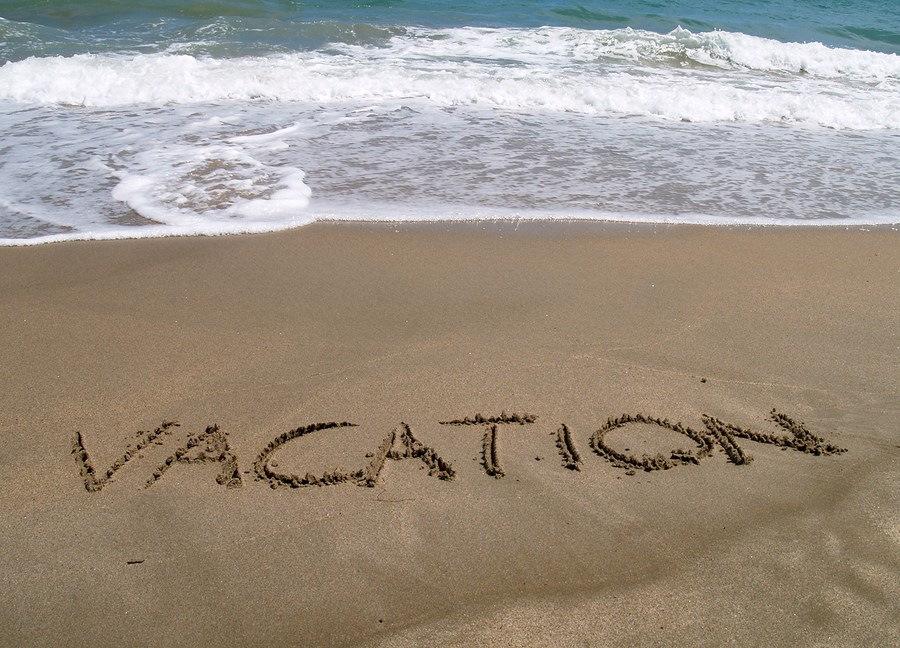 Отпуск картинки с надписями на море, байрам открытка