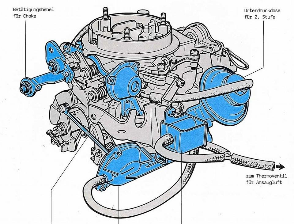 Схема вакуума кейхин 2