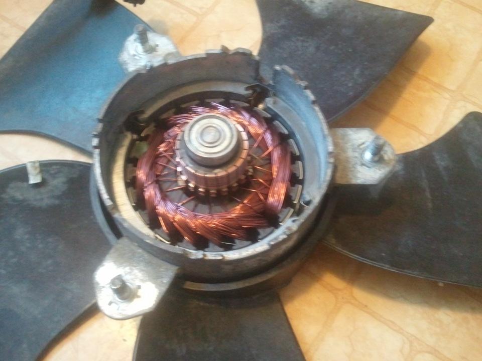 Вентилятор на электродвигатель своими руками 88