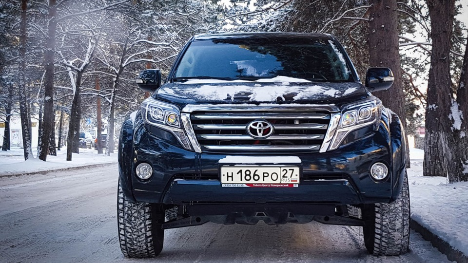 toyota land cruiser prado 80 дизель отзывы