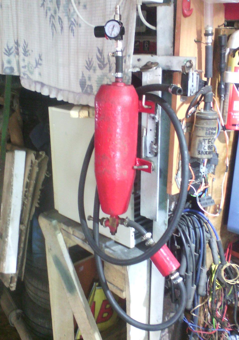 Промывка инжектора (чистка форсунок) своими руками и 1