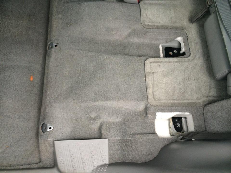 замена топливного фильтра автомобиля toyota kluger