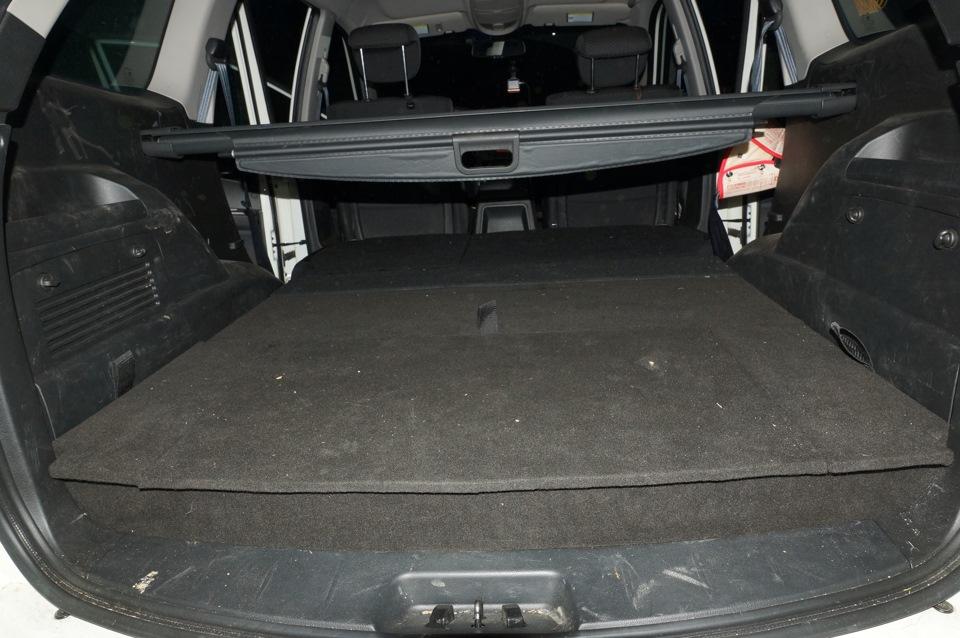 Багажник на кайрон