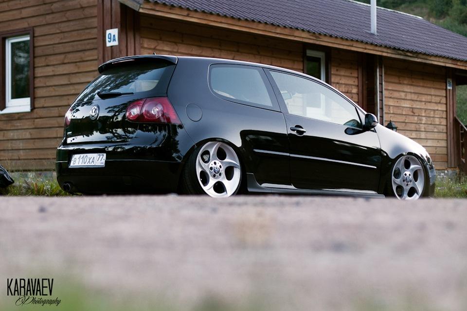 Vw Golf Mk5 Gti Ronal Mercedes Benz Alphards