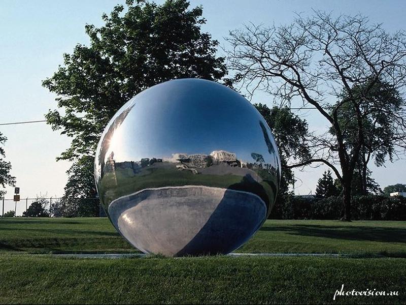 Скульптура современности