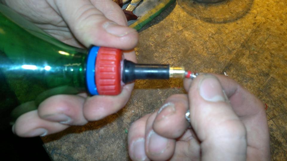 Как сделать инжектор своими руками
