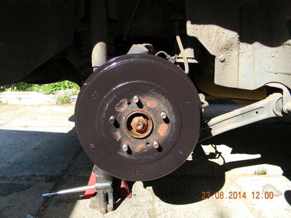 Замена задних тормозных колодок сузуки гранд витара своими руками фото 46