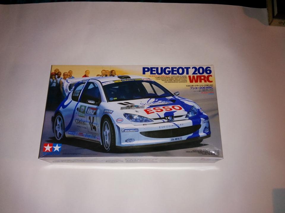 Peugeot 206 пыжа › бортжурнал › подарили