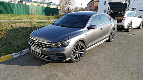 Bortzhurnal Volkswagen Passat Us Nms R Line 1 8 Tsi