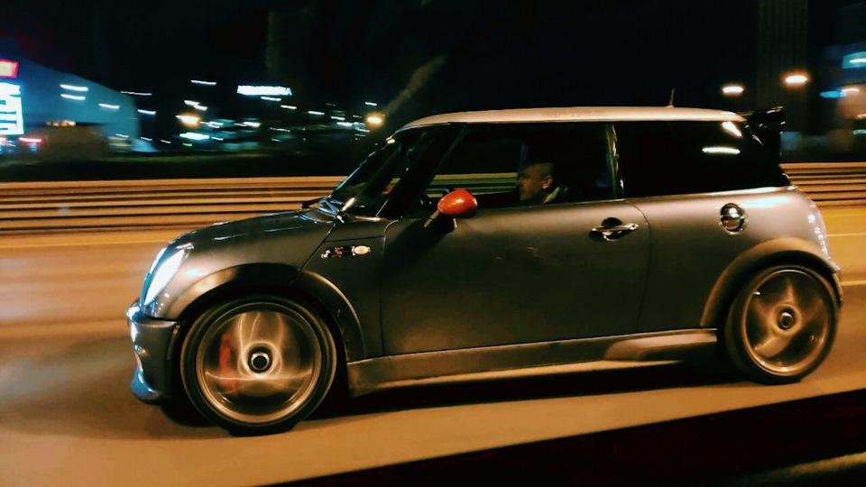 Mini Cooper S John Cooper Works Gp мухач Drive2