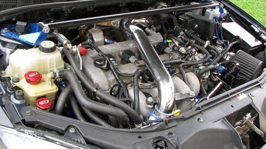 Двигатель для mazda 3 mps 41