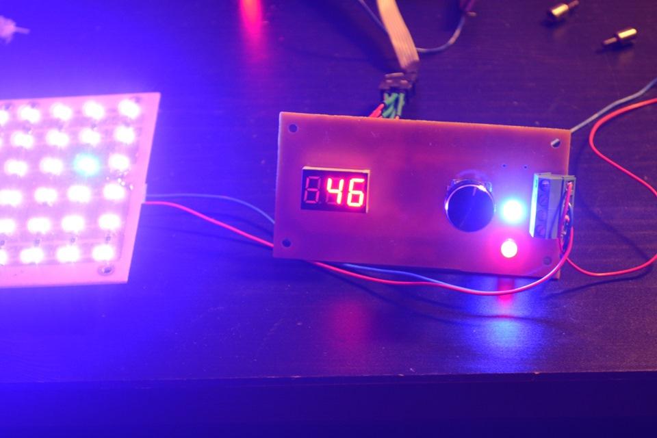 Уф лампа для фоторезиста