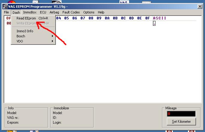 VAG EEPROM Programmer