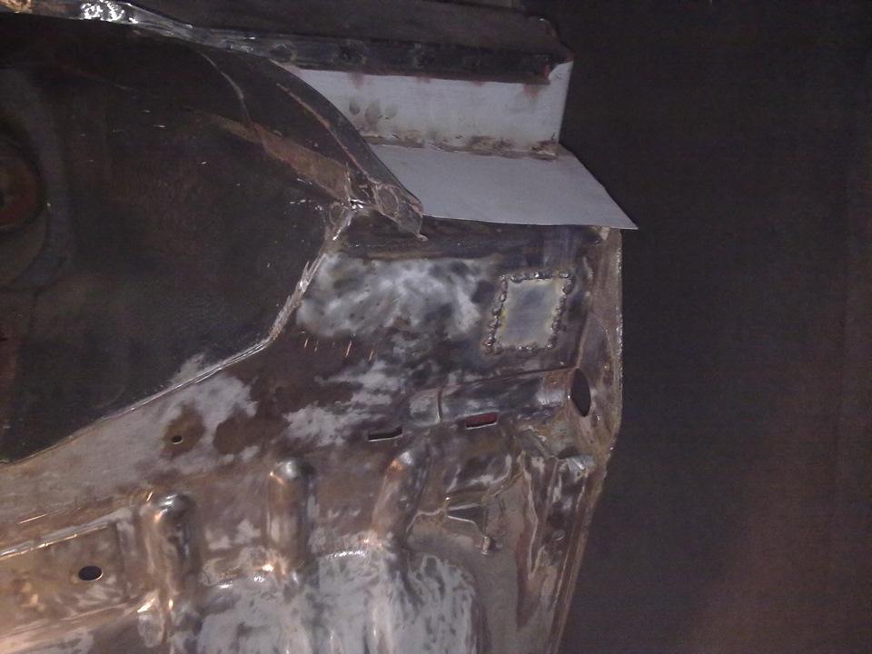 b089668s 960 - Лонжерон ваз 2109 - ремонт, замена