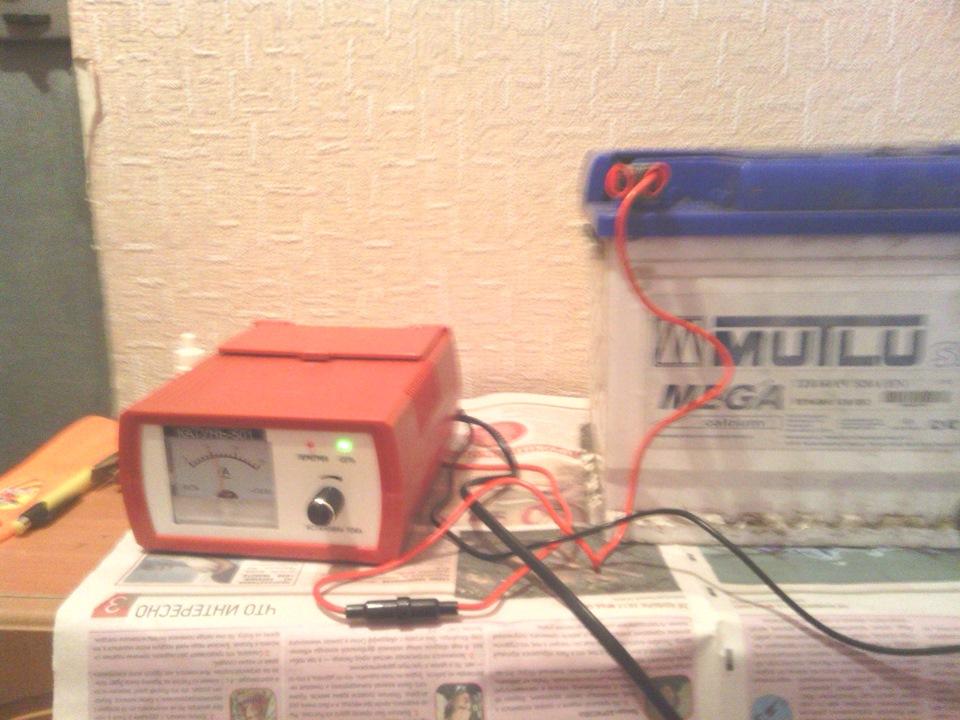 зарядное устройство катунь 506 инструкция