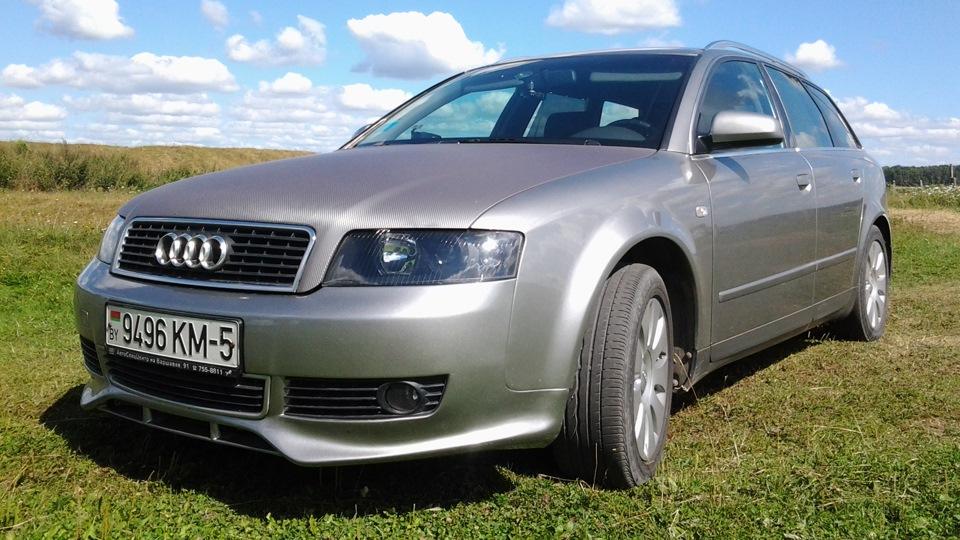 Audi A4 18 Turbo Avj 110 Kwt Drive2
