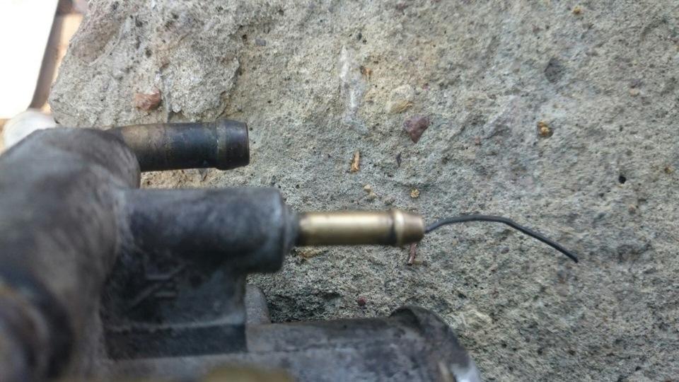 Промывка инжектора ваз 21074