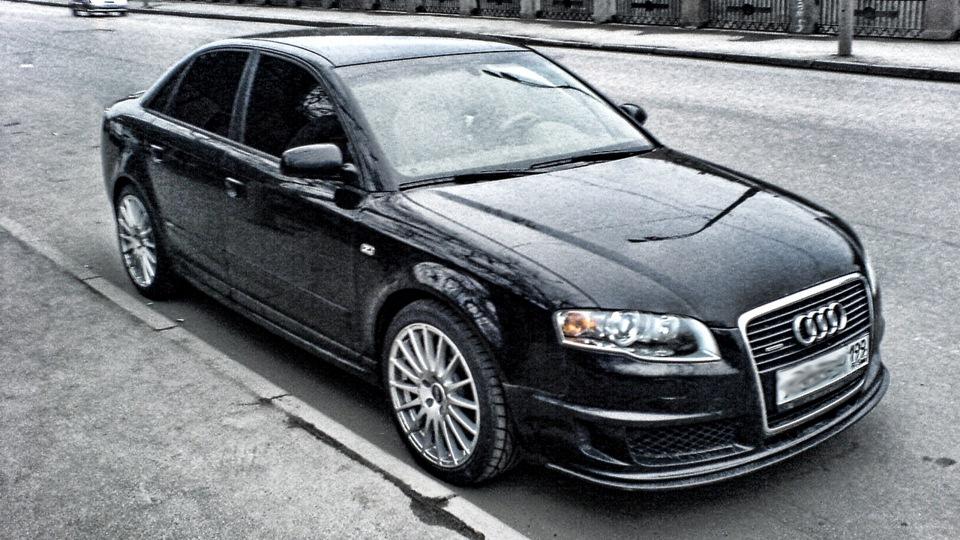 Audi A4 Dtm Edition Black Black Drive2