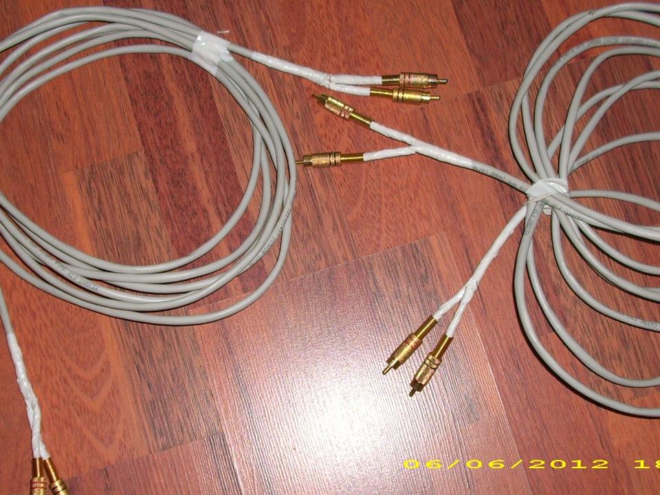 Межблочный кабель своими руками из витой пары