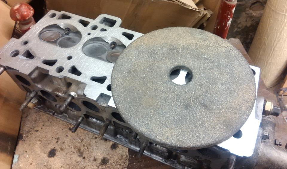 Как шлифовать блок цилиндров своими руками