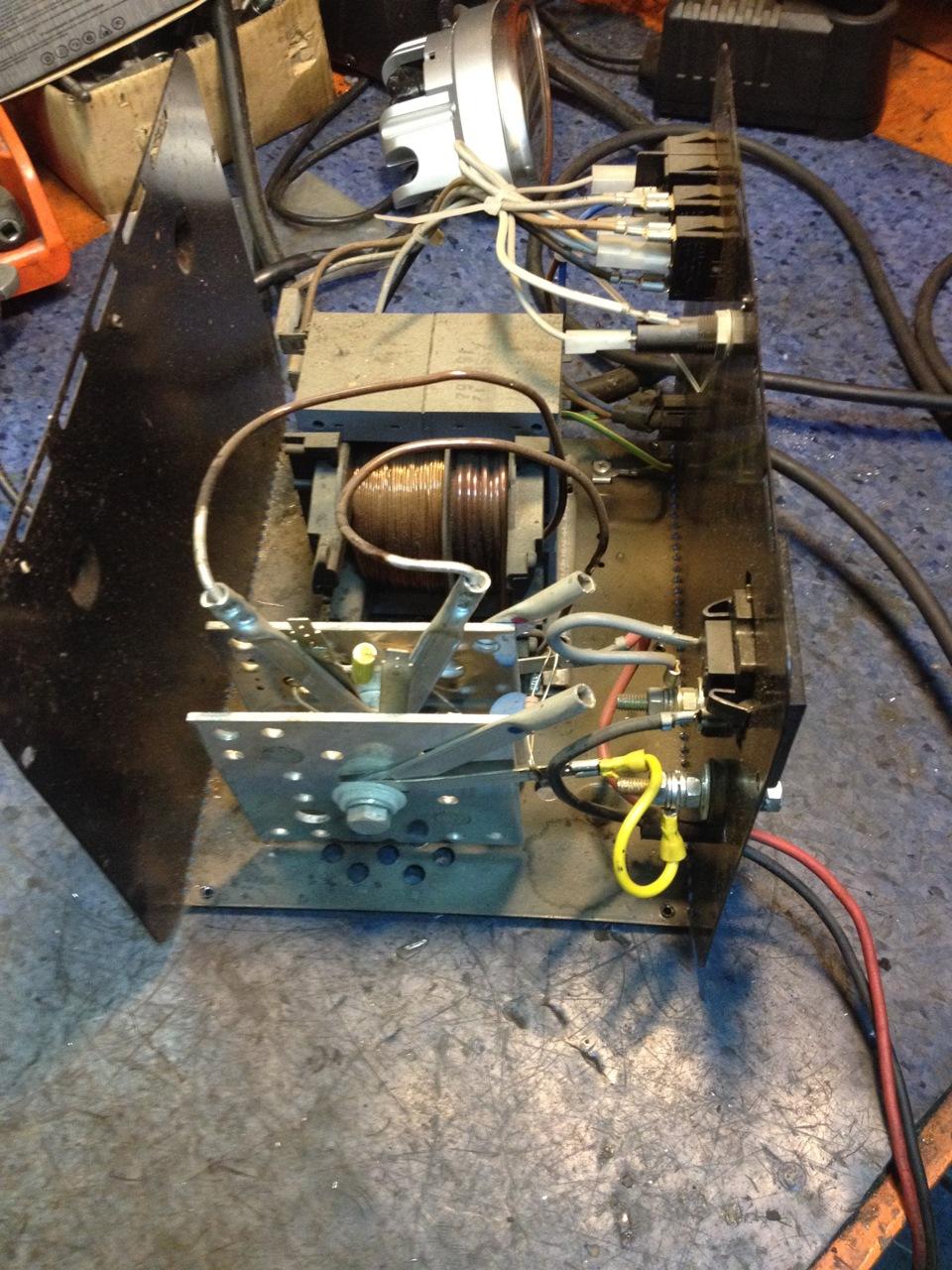 Как сделать пуско зарядное устройство
