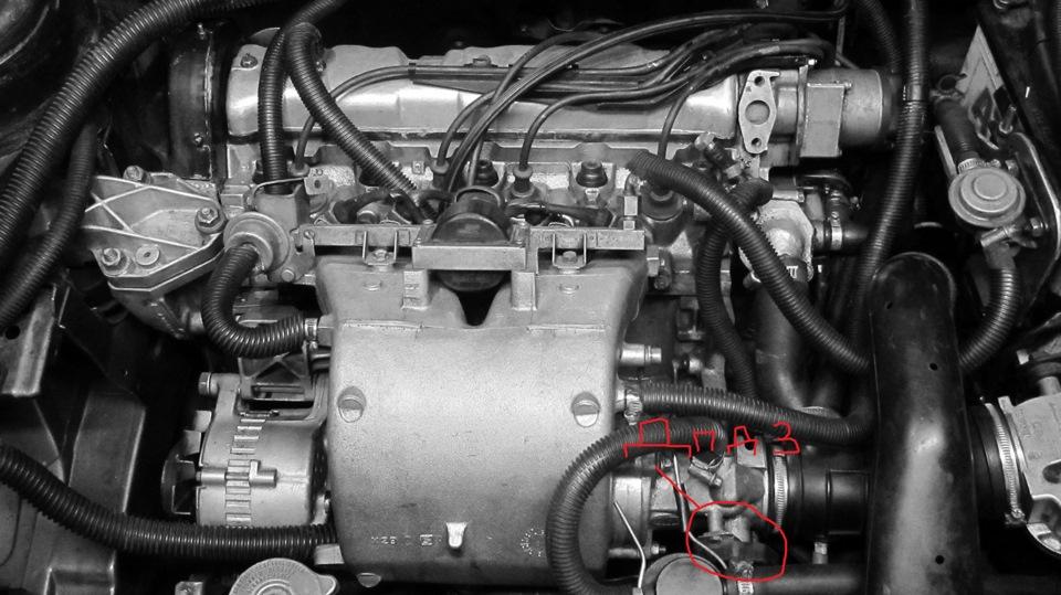 Фото №25 - устройство дроссельной заслонки ВАЗ 2110