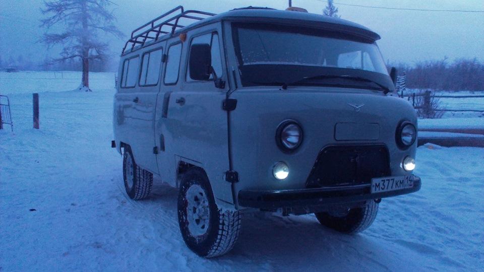 УАЗ 2206