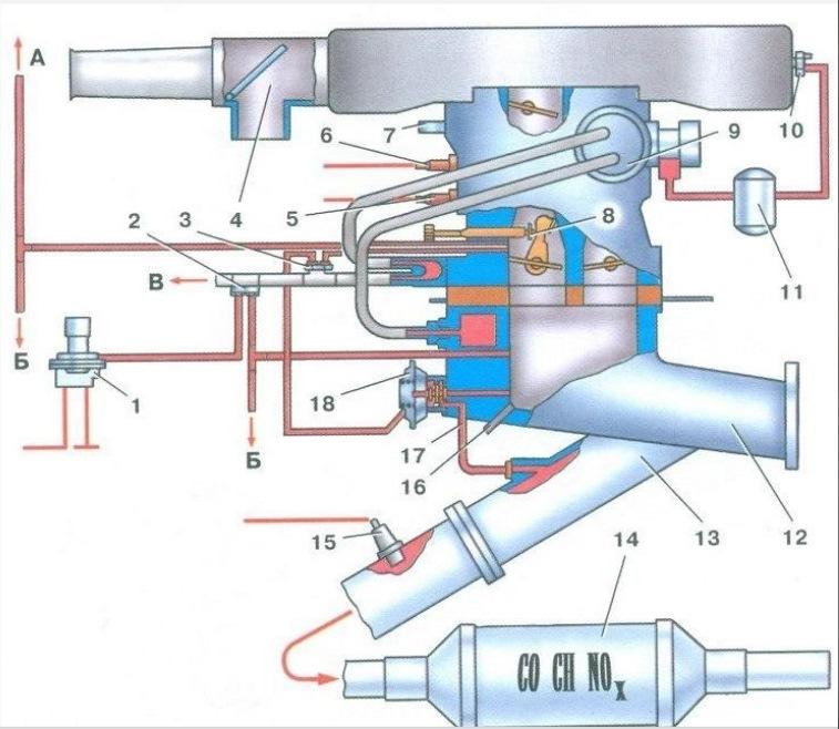 b1852b4s 960 - Стоимость карбюратора ваз 2110