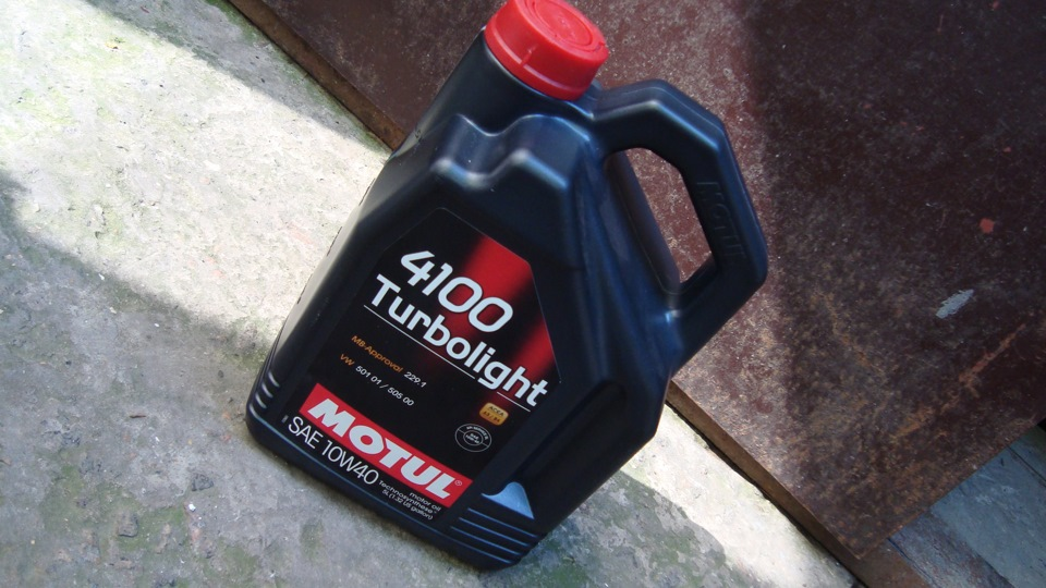 Моторное масло Motul 4100 Turbolight 10w40 4л - фото 7