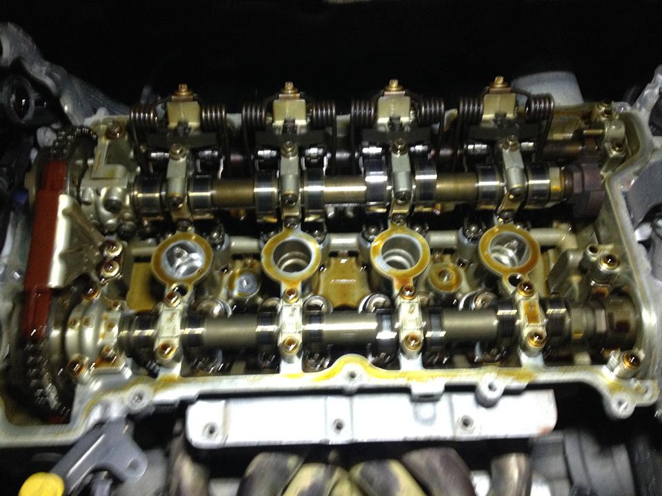 Ремонт двигателя ep6