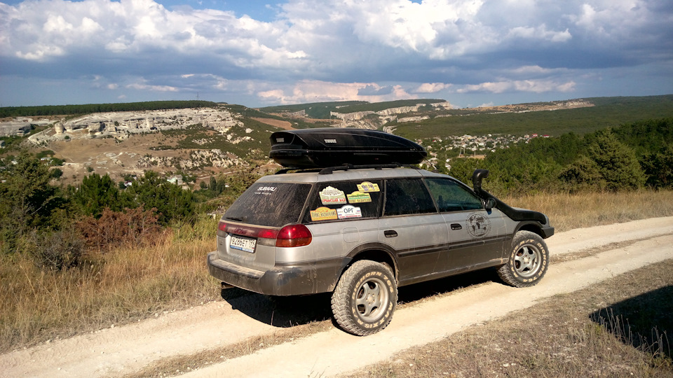 subaru legacy outback off road wagon owner review drive2. Black Bedroom Furniture Sets. Home Design Ideas