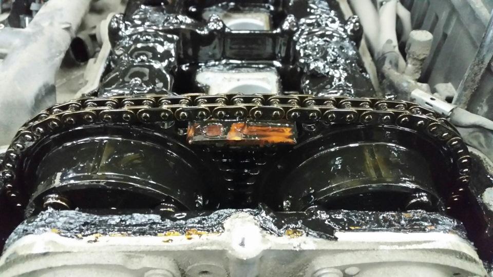 История одного двигателя m271 — ARK-SERVICE на DRIVE2