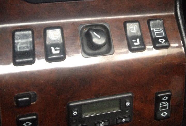 кнопки для мерседес