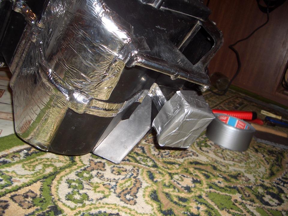 Как сделать чтобы печка грела лучше ваз