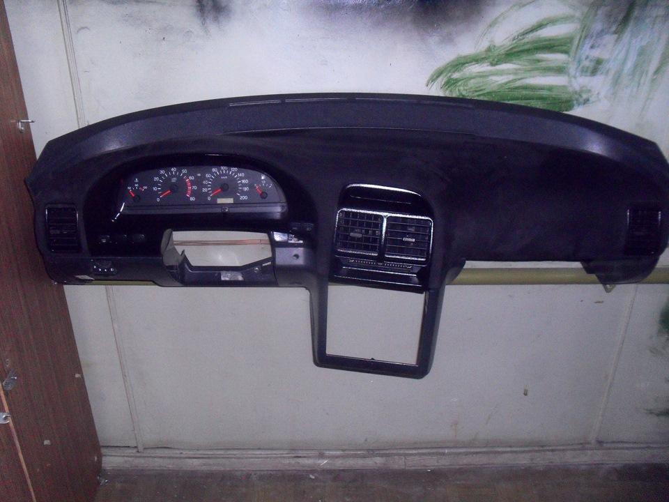 Фото №6 - панель на ВАЗ 2110